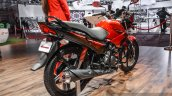 2016 Hero Glamour rear quarter at Auto Expo 2016