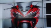 2016 Honda CBR150R sketch LED headlamps quarter launched in Indonesia