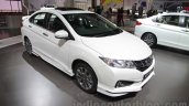2016 Honda City Black interior with accessories at Auto Expo 2016