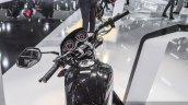 2016 Honda Dream Neo handlebar at Auto Expo 2016