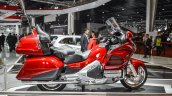 2016 Honda Goldwing at Auto Expo 2016