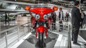 2016 Honda Goldwing front at Auto Expo 2016
