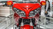 2016 Honda Goldwing headlamp at Auto Expo 2016