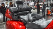 2016 Honda Goldwing seats at Auto Expo 2016
