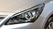 2016 Hyundai Verna headlamp at Auto Expo 2016