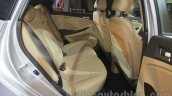 2016 Hyundai Verna rear seat at Auto Expo 2016