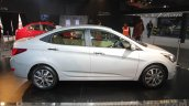 2016 Hyundai Verna side profile at Auto Expo 2016