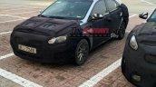 2016 Hyundai Verna spy shot