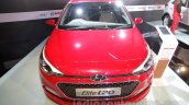 2016 Hyundai i20 front at the Auto Expo 2016
