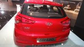 2016 Hyundai i20 rear at the Auto Expo 2016