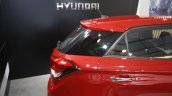 2016 Hyundai i20 rear end showcased at Make in India event