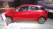 2016 Hyundai i20 side at the Auto Expo 2016