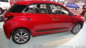 2016 Hyundai i20 side view at the Auto Expo 2016