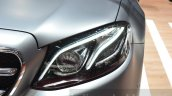 2016 Mercedes E Class (W213) headlamp at the Geneva Motor Show Live