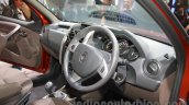 2016 Renault Duster facelift dashboard Auto Expo 2016