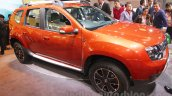 2016 Renault Duster facelift front quarter Auto Expo 2016
