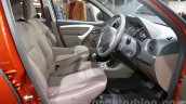 2016 Renault Duster facelift front seat Auto Expo 2016