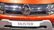 2016 Renault Duster facelift grille Auto Expo 2016