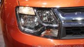 2016 Renault Duster facelift headlight Auto Expo 2016