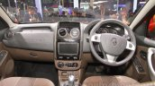 2016 Renault Duster facelift interior Auto Expo 2016
