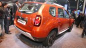2016 Renault Duster facelift rear quarter Auto Expo 2016