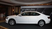 2016 Skoda Superb side launched in India