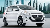 2016 Suzuki Ertiga Dreza front launched in Thailand