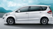 2016 Suzuki Ertiga Dreza side launched in Thailand