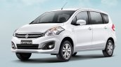 2016 Suzuki Ertiga (facelift) front three quarter launched in Thailand