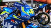 2016 Suzuki GSX-RR MotoGP bike at Auto Expo 2016