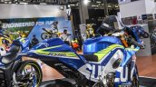 2016 Suzuki GSX-RR MotoGP bike livery at Auto Expo 2016
