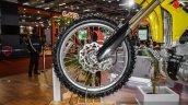 2016 Suzuki RM-Z250 Showa fork disc brake at Auto Expo 2016