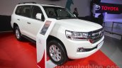 2016 Toyota Land Cruiser at Auto Expo 2016