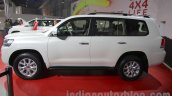 2016 Toyota Land Cruiser side profile at Auto Expo 2016