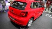 2016 VW Polo rear quarter at the Auto Expo 2016