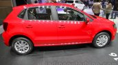 2016 VW Polo side at the Auto Expo 2016