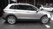2016 VW Tiguan side at the Auto Expo 2016