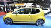 2016 VW Up! (facelift) side at the 2016 Geneva Motor Show