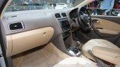 2016 VW Vento interior at the Auto Expo 2016