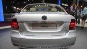 2016 VW Vento rear at the Auto Expo 2016