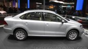 2016 VW Vento side at the Auto Expo 2016