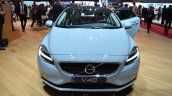 2016 Volvo V40 (facelift) front at the 2016 Geneva Motor Show Live