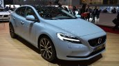 2016 Volvo V40 (facelift) front three quarter at the 2016 Geneva Motor Show Live