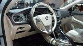 2016 Volvo V40 (facelift) interior at the 2016 Geneva Motor Show Live
