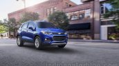 2017 Chevrolet Trax front press image