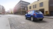 2017 Chevrolet Trax rear three quarters official