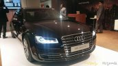 Audi A8L Security at the Auto Expo 2016