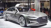 Audi Prologue concept front three quarters at Auto Expo 2016