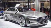 Audi Prologue concept front three quarters at Auto Expo 2016