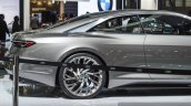 Audi Prologue concept rear at Auto Expo 2016